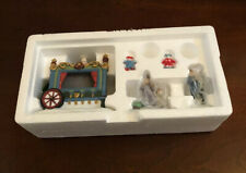 Department 56 The Old Puppeteer Heritage Dickens Village Series #5802-5