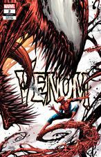 VENOM #2 Tyler Kirkham Trade Dress Variant Cover Marvel 1st Print New Unread NM