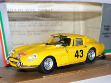 Box 8429 FERRARI 275 GTB/4 1966 RALLYE MONTE CARLO #43 1/43
