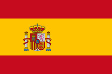 Drapeau Espagne (Spain) 90 cm X 150 cm Neuf Emballage d'origine