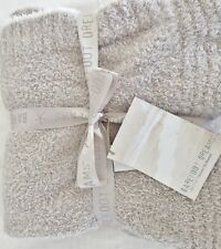 Valentine Cozy Chic Barefoot Dreams Stone Throw Blanket NWT Retails $147