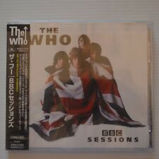 THE WHO - BBC SESSIONS - 2000 FIRST PRESS JAPAN CD