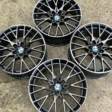 BMW M2 COMPETITION 19 INCH ALLOY WHEEL MINT CONDITION GENUINE