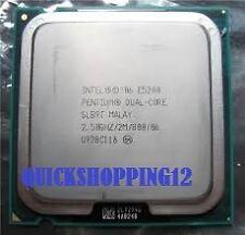 Intel Pentium Dual  Core Processor E5200 (2M Cache, 2.50 GHz, 800 MHz FSB) 775 S