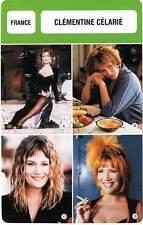 FICHE CINEMA :  CLEMENTINE CELARIE -  France (Biographie/Filmographie)