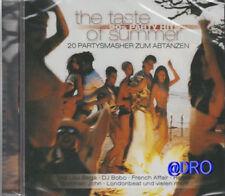 The Taste Of Summer + CD + Sommerhits + 20 Party Smasher zum Abtanzen + NEU +