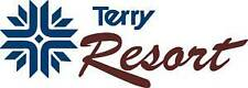 Fleetwood Terry Resort Decal RV sticker  graphics trailer camper rv stickers
