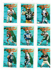 1995 Topps Florida Hotbed Football 15 Card Set Emmitt Smith,Deion Sanders *66