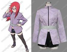 japan anime Naruto Uzumaki Karin cosplay costume any size (Including stockings)