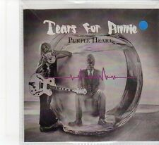 (FB821) Tears For Annie, Purple Heart - 2013 DJ CD