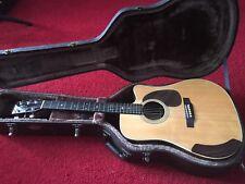 Alvarez Yairi DY-74CEQ Acoustic Electric Guitar MIJ '96 W/Sierra PlushHard Case