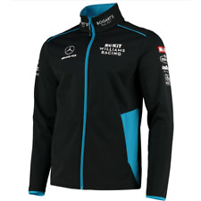 Rokit Williams Racing 2020 Men's Softshell Jacket Black