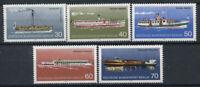 Berlin 1975 Mi. 483-487 MNH 100% Ship