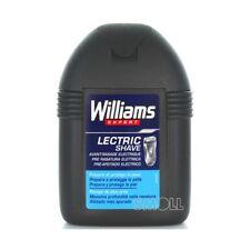 WILLIAMS LECTRIC SHAVE Lozione Prerasatura Elettrica 100 ml *Spediz. Tracciata*
