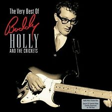Very Best Of - Buddy & Crickets Holly (2015, Vinyl NIEUW)2 DISC SET