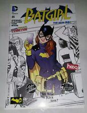 BATGIRL #35 NYCC Variant 2014 -New York Comic Con!