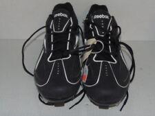 54c8e1b39c3b82 REEBOK - BASEBALL CLEATS - MEN - BLACK   WHITE - SIZE 14 (CLT-