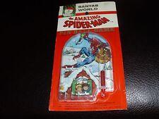 Vintage Amazing Spider-Man Pinball Marvel Avengers Rare Marvelmania New MOC 1981