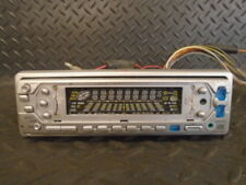 2002 HYUNDAI ACCENT 1.3 PETROL GOODMANS CD PLAYER HEAD UNIT GCE7103CD