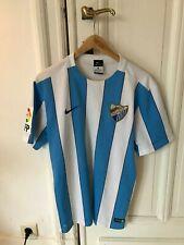 Malaga CF Nike 2015-2016 Home Shirt Camiseta Futbol Rare Size Medium