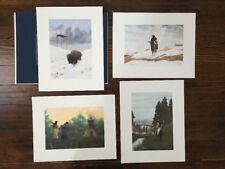 "Donald Vann ""The High Country"" Limited Edition Signed Artist Proof Prints"