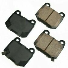Akebono ASP961 Rear Ceramic Brake Pads