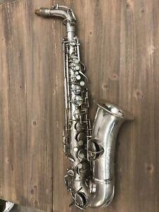 Conn New Wonder II Chu Berry - 1928 - Sax Alto - Vintage