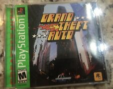 Grand Theft Auto - Ps1 With Manual