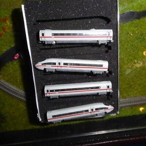 Eishindo Gauge T 1:450, Ice 3 Railcar DB Ag Mi Kofferanlage and Accessories