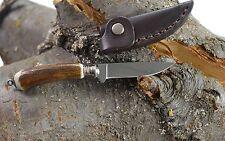 Linder Mini Trachtenmesser Hirschhorn Jagdmesser Messer 566106