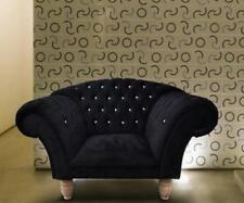 Sessel aus Baumwollmischung in aktuellem Design fürs Wohnzimmer