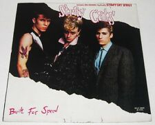 Philippines STRAY CATS Build for Speed LP Record
