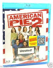 American Pie 2 Blu-ray Region B NEW SEALED