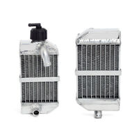 For KTM SX 50 SX50 12-19 2013 14 15 16 17 18 Aluminum MX Engine Cooler Radiator
