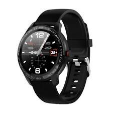 Microwear L9 Heart Rate Fitness Tracker Smart Wrist Watch Bracelet Smartwatch