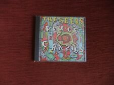 THE SEERS - Peace Crazies CD