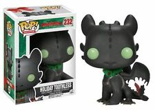 Funko How to Train Your Dragon 2 Christmas Toothless Pop Vinyl Figure