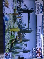 LONDON 4D cityscape time puzzle, jigsaw puzzle. Brand New