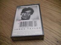 """James Taylor """"JT"""" Cassette New Unopened"""