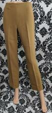 MB Emporio Armani Women's Size 38 Virgin Wool Straight Leg Pants Slacks Trousers