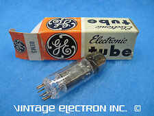 NOS 8EM5 Vacuum Tube - GE (mfr'd by RCA) - USA - 1960's (TESTED, FREE SHIPPING!)