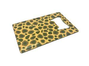 Cheetah Wrapic Credit Card Bottle Opener Animal Pattern Skin  Bar Beer Alcohol