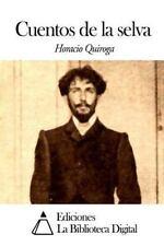 Cuentos de la Selva by Horacio Quiroga (2014, Paperback)