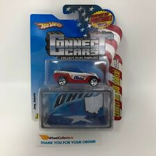 Jeep Jeepster Ohio * Hot Wheels Connect Cars * ZB9