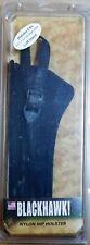 "BLACKHAWK Hip Holster Single Action Revolver 6.5"" to 7.5"" Barrel LH 73NH15BK-L"