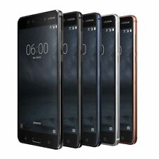 5.5'' Nokia 6 TA-1003 Hybrid Dual SIM 64GB GSM Unlocked 4G Android Smartphone