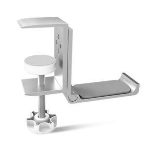 Universal Headset Hanger Headphone Hook Holder Desk Mount Stand Aluminum Alloy