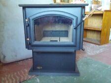 Freestanding woodstove