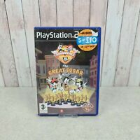 Animaniacs The Great Edgar Hunt (Sony PlayStation 2 PS2 2004) *Free UK Postage*