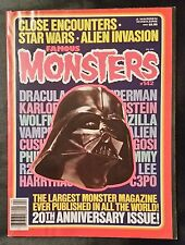 FAMOUS MONSTERS OF FILMLAND #142 - APRIL 1978 - STAR WARS